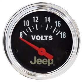 Jeep® Electric Voltmeter Gauge