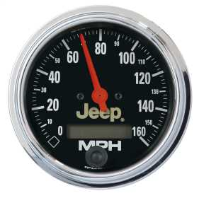 Jeep® Electric Programmable Speedometer