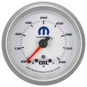 MOPAR® Electric Oil Temperature Gauge