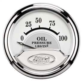 Ford Masterpiece Electric Oil Pressure Gauge