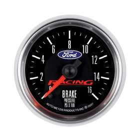 Ford Racing Series Brake Pressure Gauge 880362