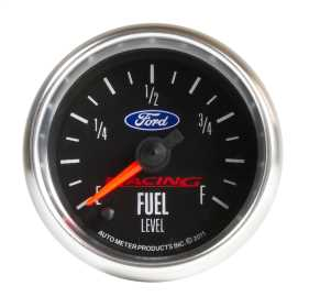 Ford Racing Series Electric Fuel Level Gauge