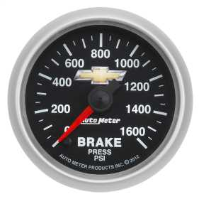 GM Series Electric Brake Pressure Gauge 880450