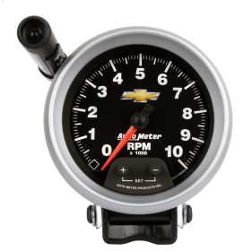 COPO Camaro Tachometer