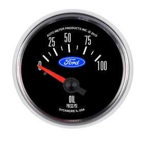 Ford® Electric Oil Pressure Gauge