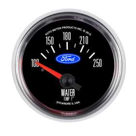 Ford® Electric Water Temperature Gauge