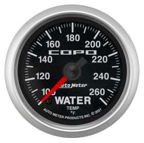COPO Electric Water Temperature Gauge
