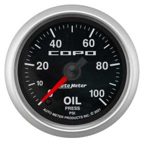 COPO Electric Oil Pressure Gauge
