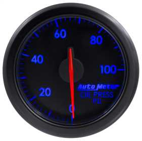AirDrive® Oil Pressure Gauge