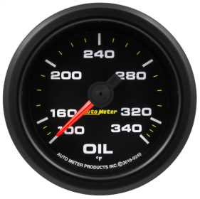 Extreme Environment Oil Temp Gauge