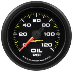 Extreme Environment Oil Pressure Gauge