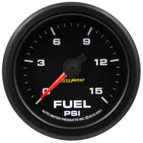 Extreme Environment Fuel Pressure Gauge