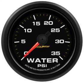 Extreme Environment Water Pressure Gauge