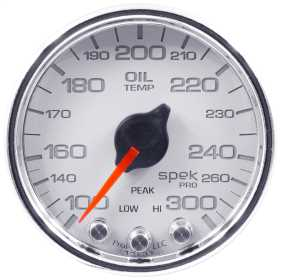 Spek-Pro™ Electric Oil Temperature Gauge
