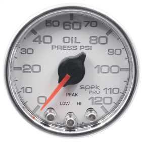 Spek-Pro™ Electric Oil Pressure Gauge