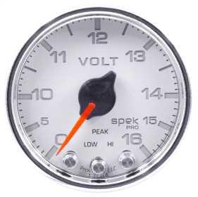 Spek-Pro™ Electric Voltmeter Gauge