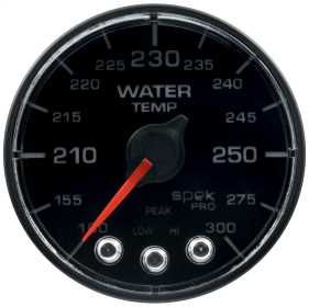 Spek-Pro™ NASCAR Water Temperature Gauge