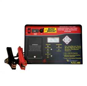 AGM Optimized Battery Tester/Fast Charger