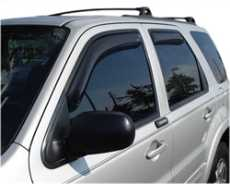 Window & Sunroof Visors