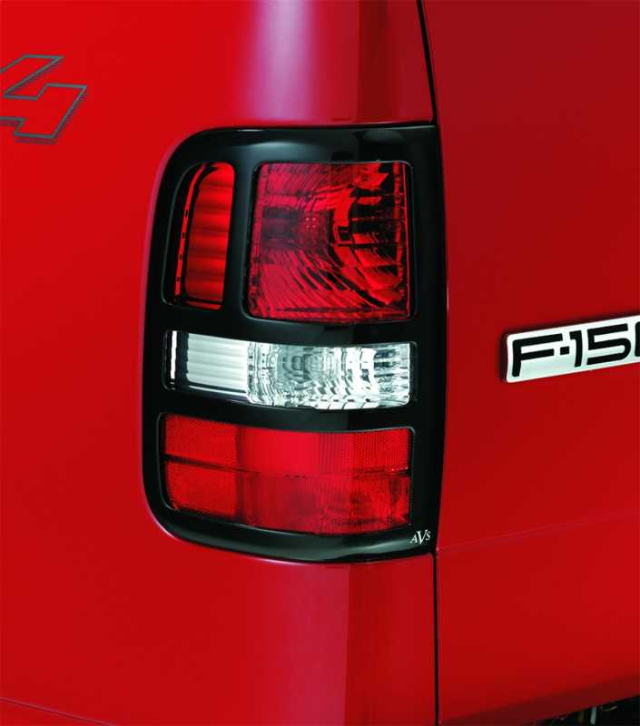 Slots™ Taillight Covers 36225
