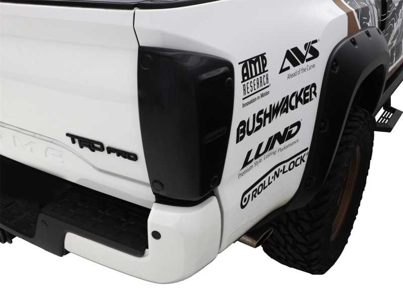 Tail Shades™ Taillight Covers 33418