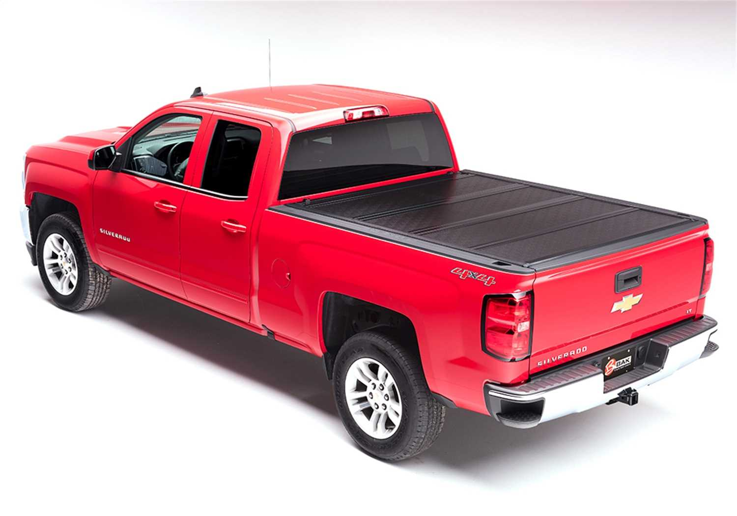 772134 Bak Industries BAKFlip F1 Hard Folding Truck Bed Cover