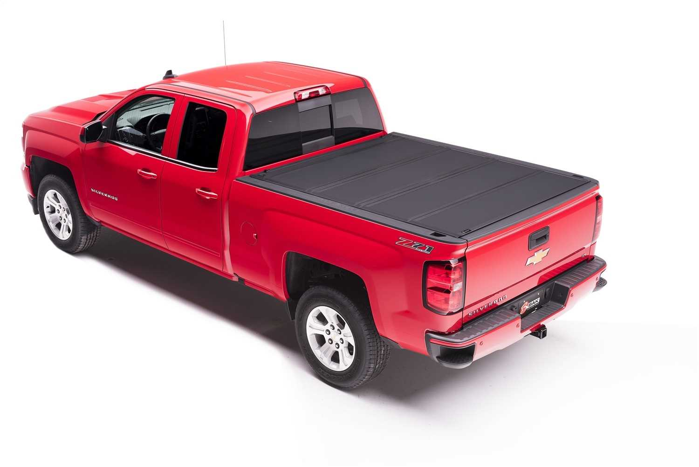 448121 Bak Industries BAKFlip MX4 Hard Folding Truck Bed Cover