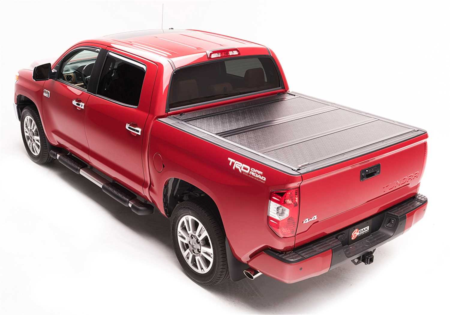 226524 Bak Industries BAKFlip G2 Hard Folding Truck Bed Cover