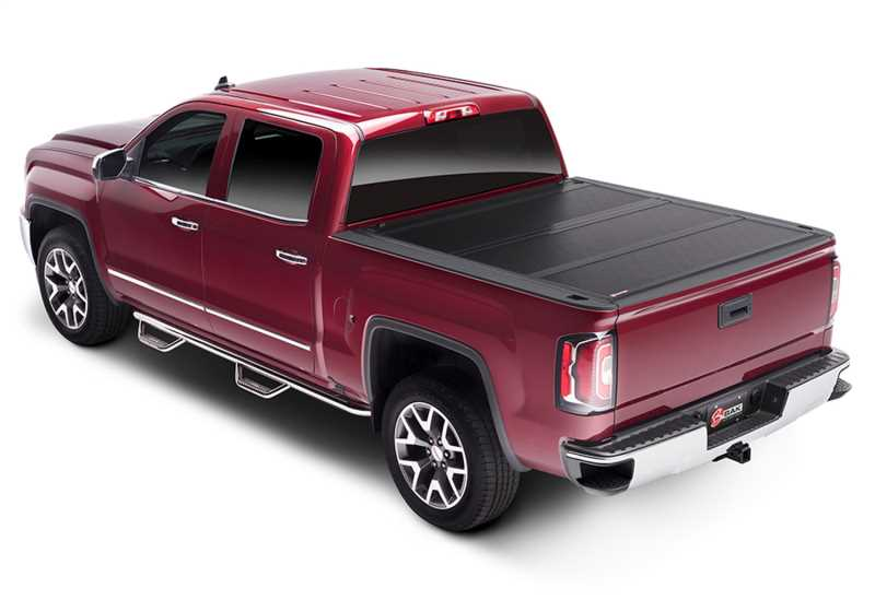 BAKFlip FiberMax Hard Folding Truck Bed Cover 1126207RB