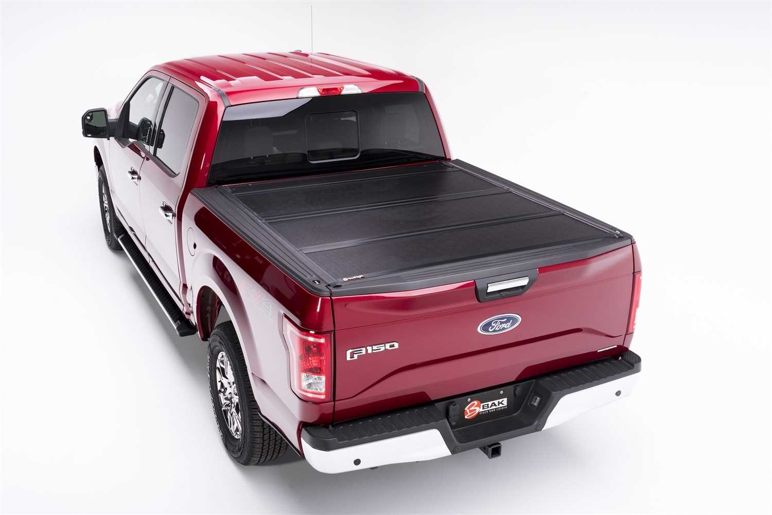 Bak Industries BAKFlip F1 Hard Folding Truck Bed Cover 772304