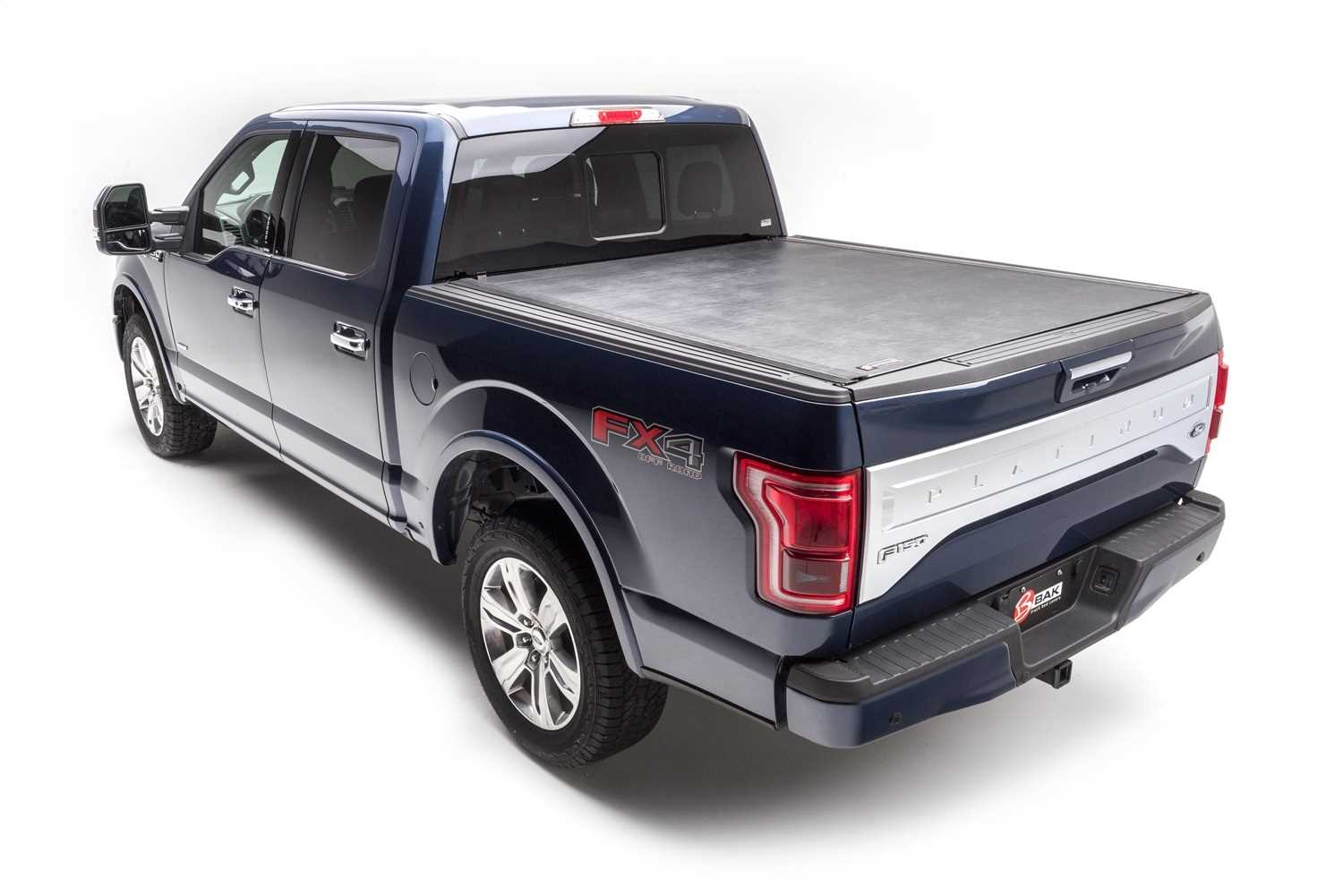 39304 Bak Industries Revolver X2 Hard Rolling Truck Bed Cover