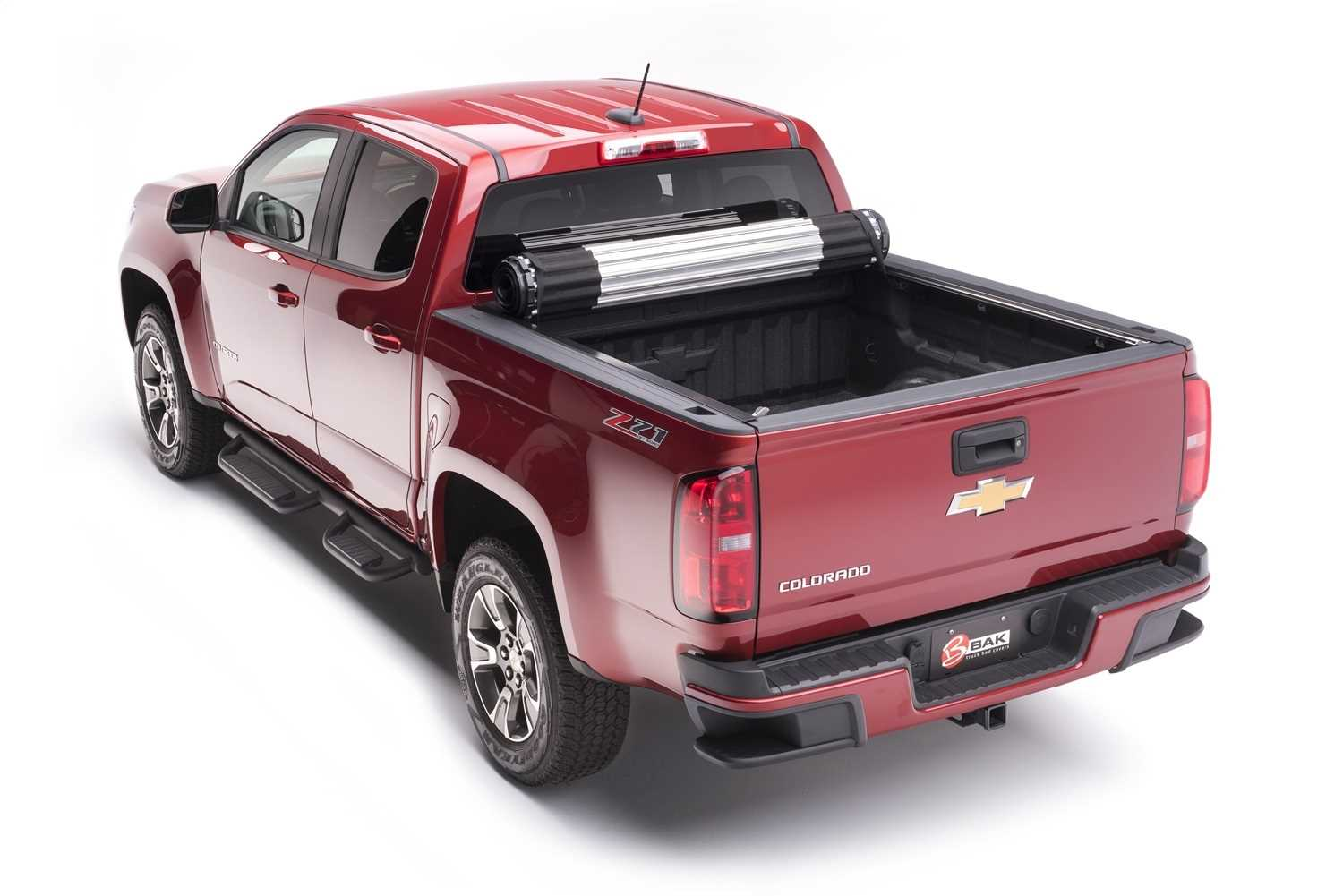 39121 Bak Industries Revolver X2 Hard Rolling Truck Bed Cover