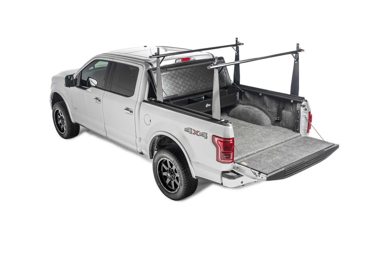 26403BT Bak Industries BAKFlip CS Hard Folding Truck Bed Cover/Integrated Rack System