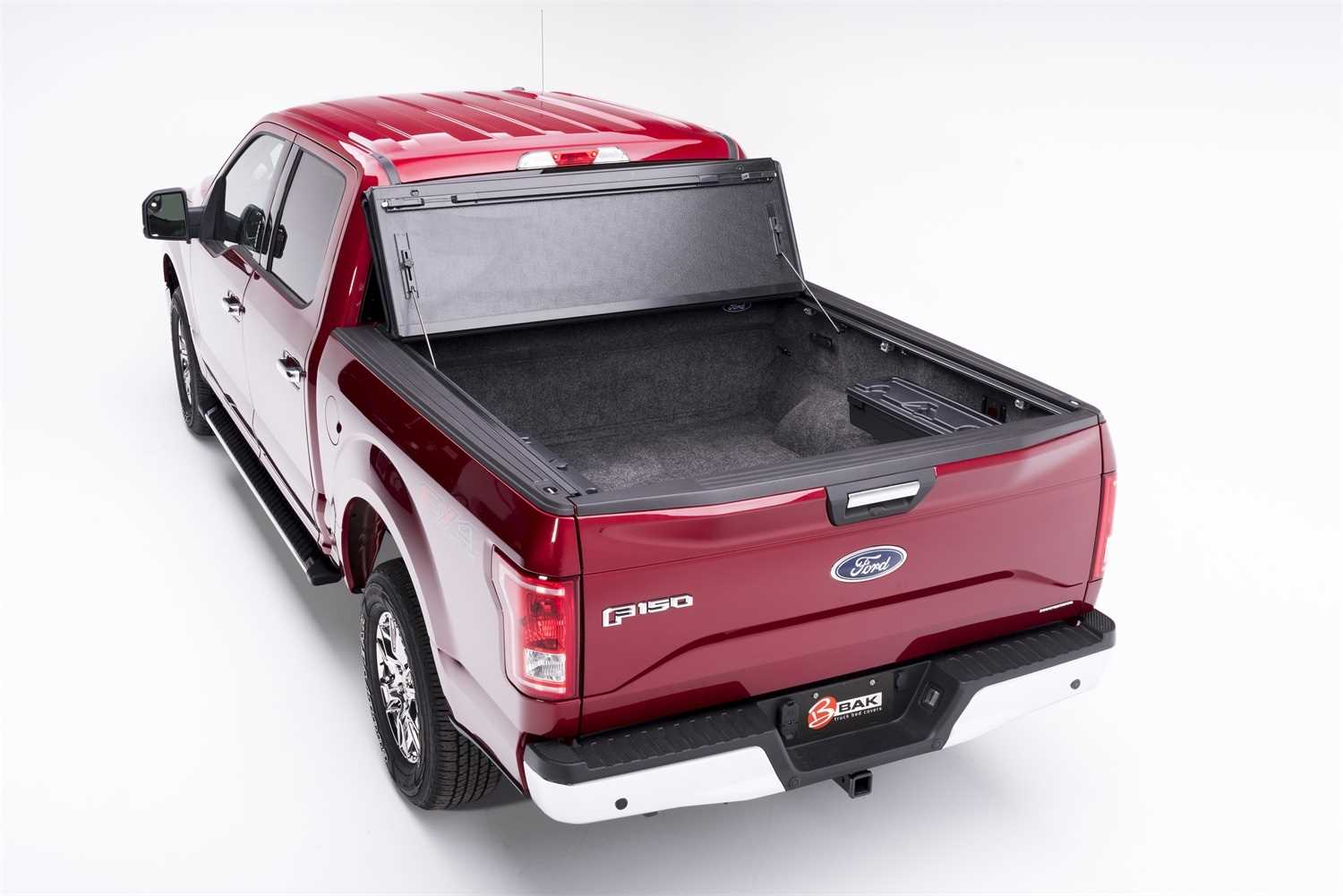 772329 Bak Industries BAKFlip F1 Hard Folding Truck Bed Cover