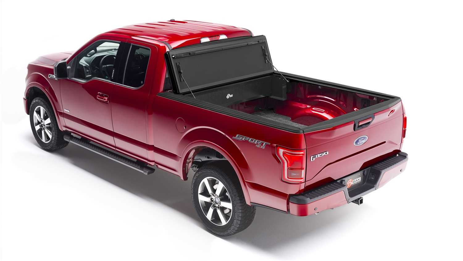 92100 Bak Industries BAKBox 2 Tonneau Cover Fold Away Utility Box