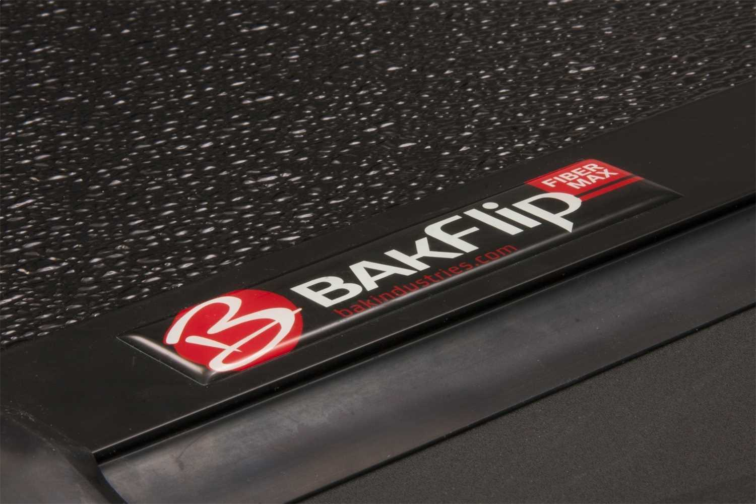 Bak Industries BAKFlip FiberMax Hard Folding Truck Bed Cover 1126309