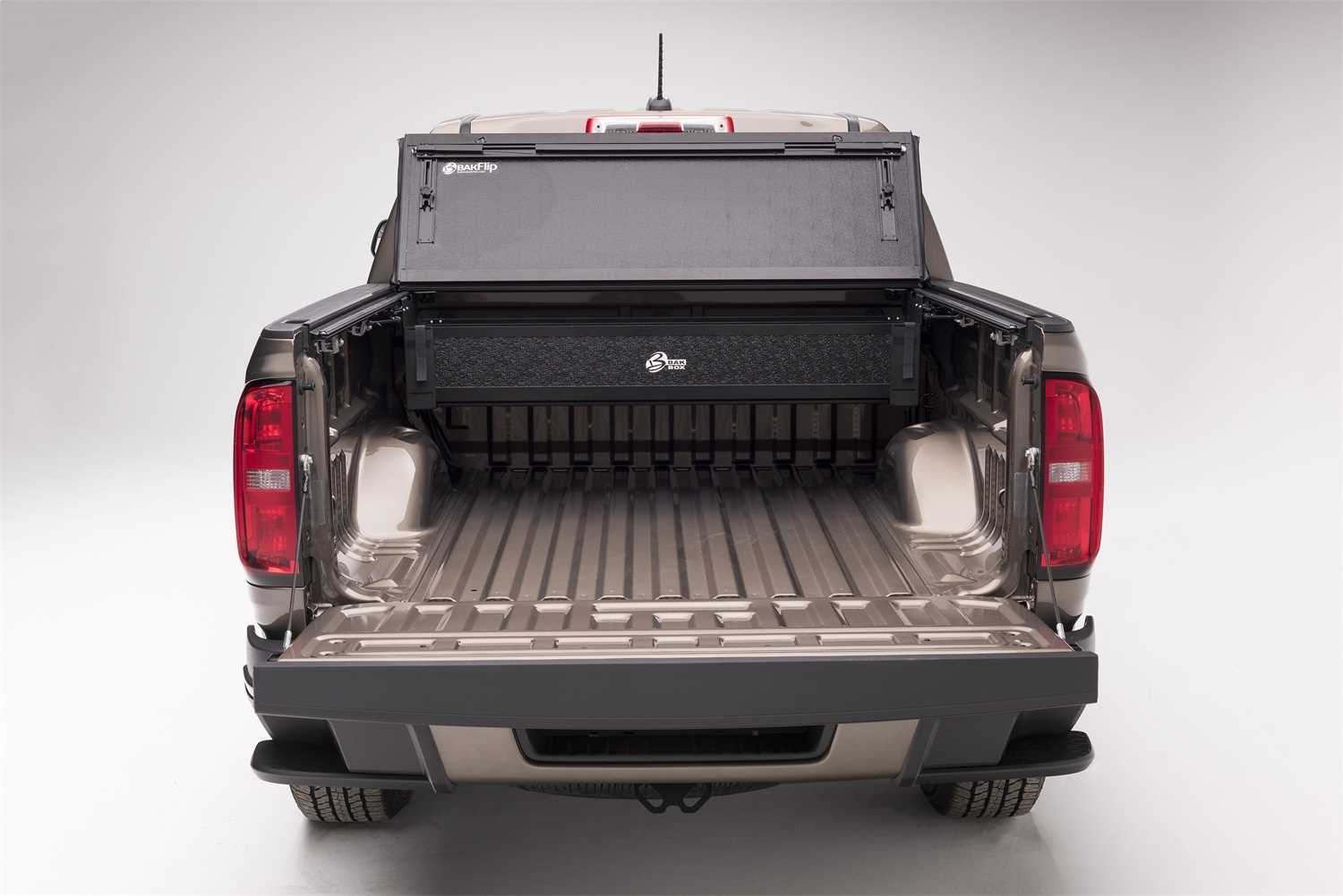 226126 Bak Industries BAKFlip G2 Hard Folding Truck Bed Cover