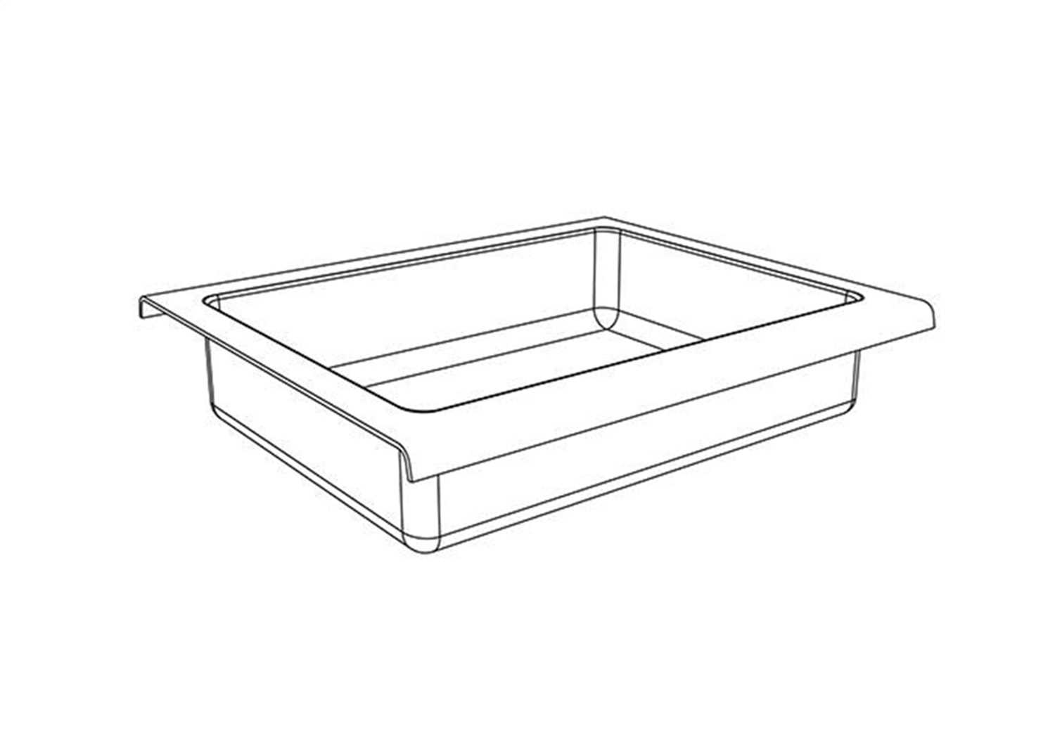 PARTS-351A0059 Bak Industries BAKBox 2 Sliding Tray