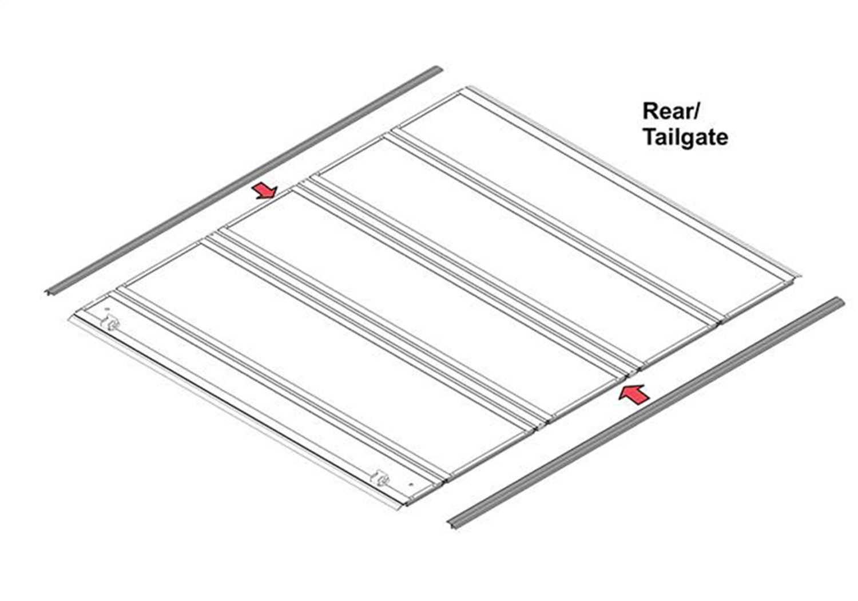 Bak Industries BAKFlip Side Seal Kit PARTS-326A0011