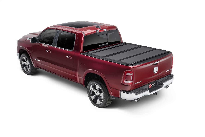448227RB Bak Industries BAKFlip MX4 Hard Folding Truck Bed Cover