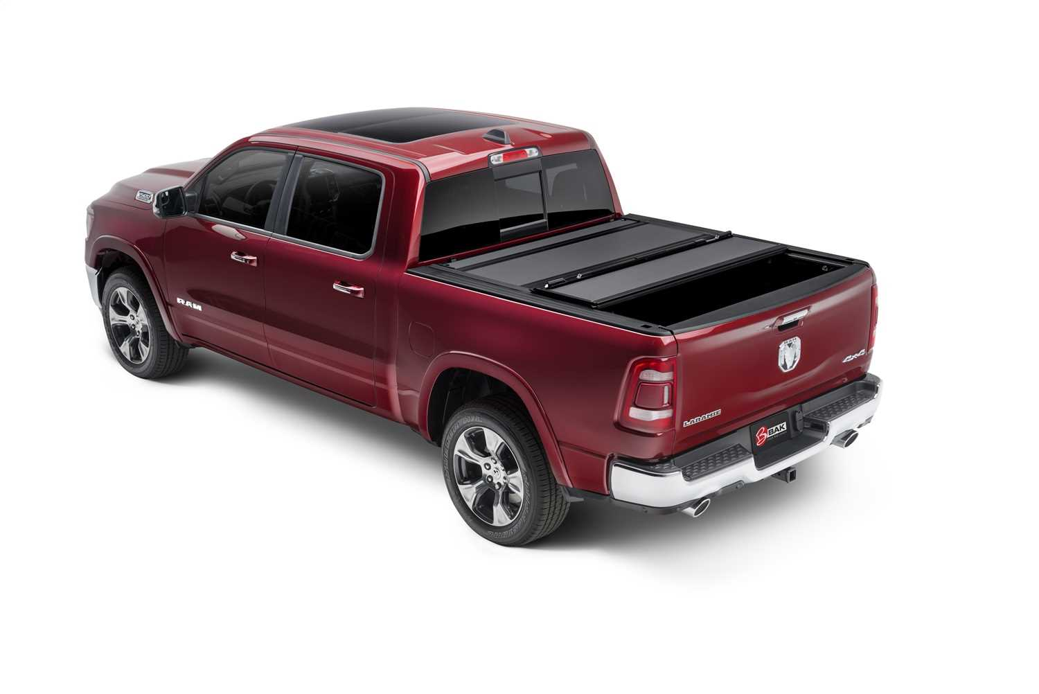 448227 Bak Industries BAKFlip MX4 Hard Folding Truck Bed Cover