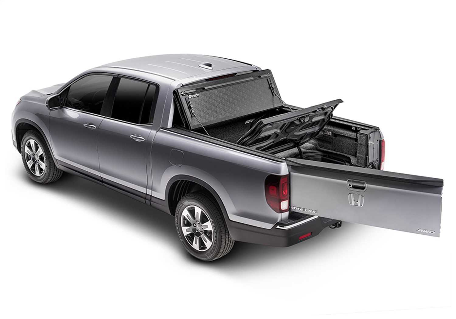 Bak Industries BAKFlip FiberMax Hard Folding Truck Bed Cover 1126602