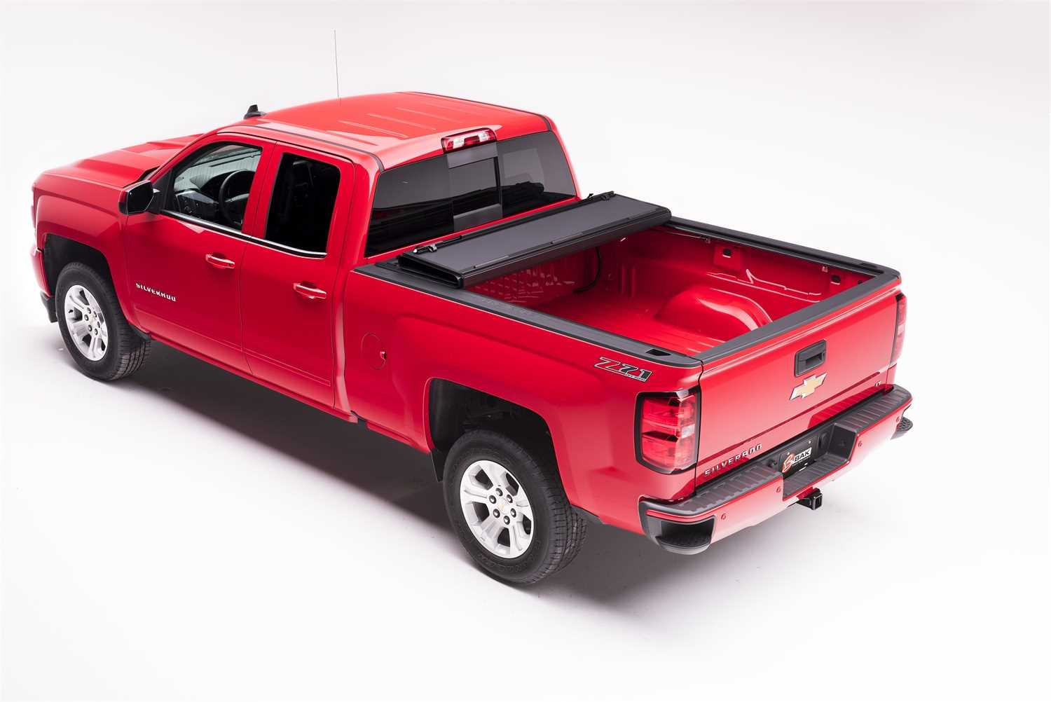 448126 Bak Industries BAKFlip MX4 Hard Folding Truck Bed Cover