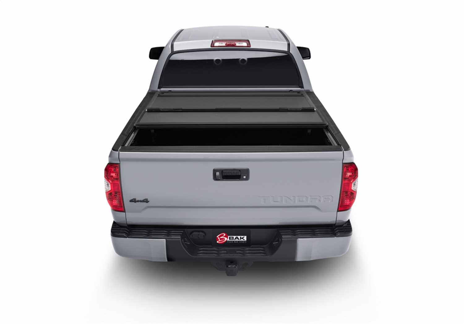 448410T Bak Industries BAKFlip MX4 Hard Folding Truck Bed Cover