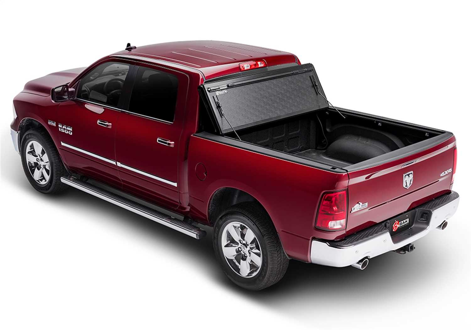 772504 Bak Industries BAKFlip F1 Hard Folding Truck Bed Cover