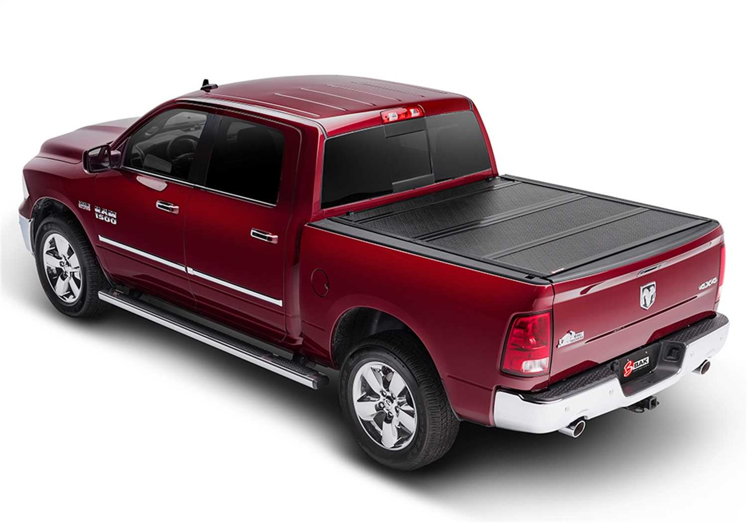 772406 Bak Industries BAKFlip F1 Hard Folding Truck Bed Cover