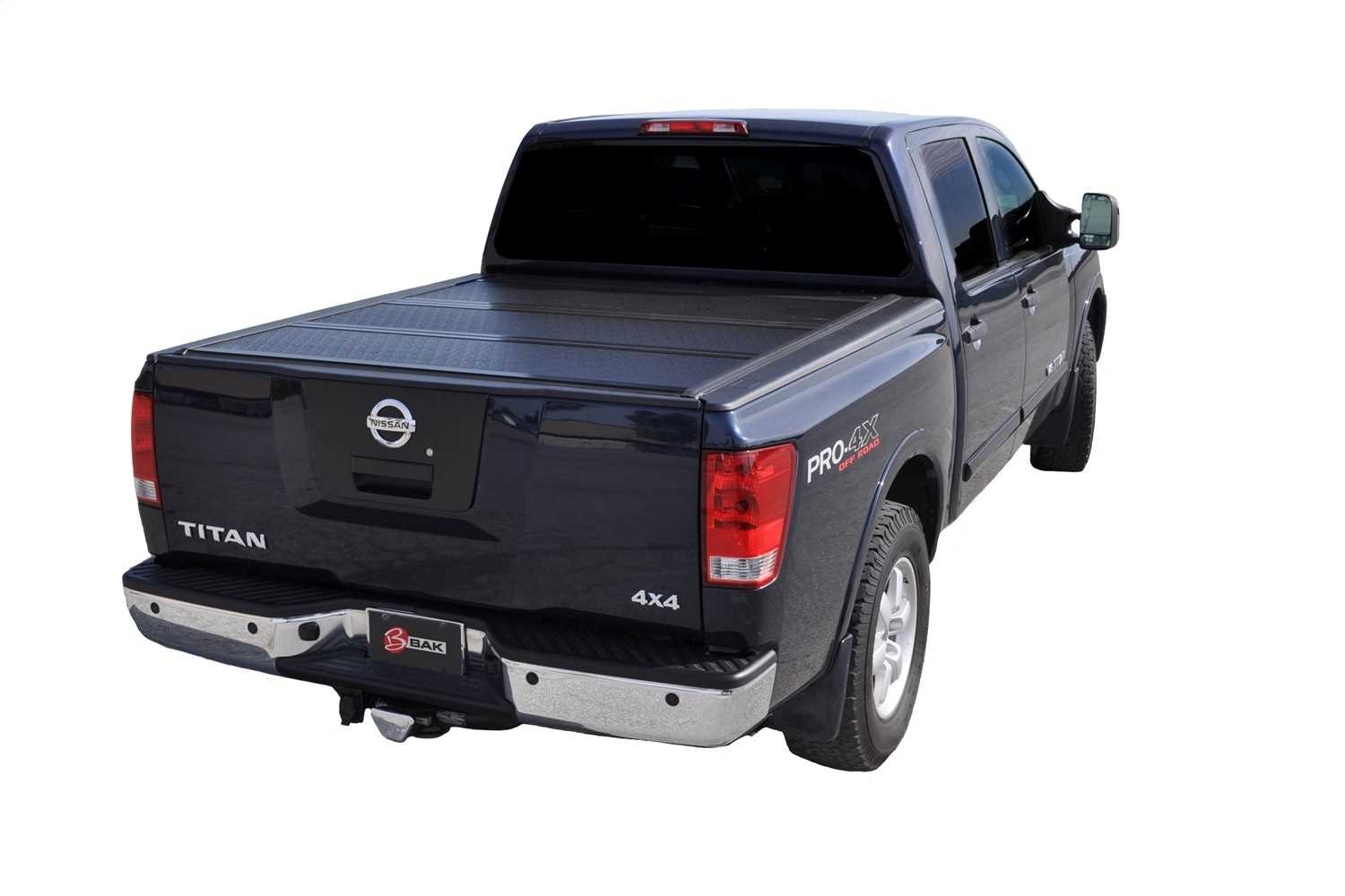 226525 Bak Industries BAKFlip G2 Hard Folding Truck Bed Cover