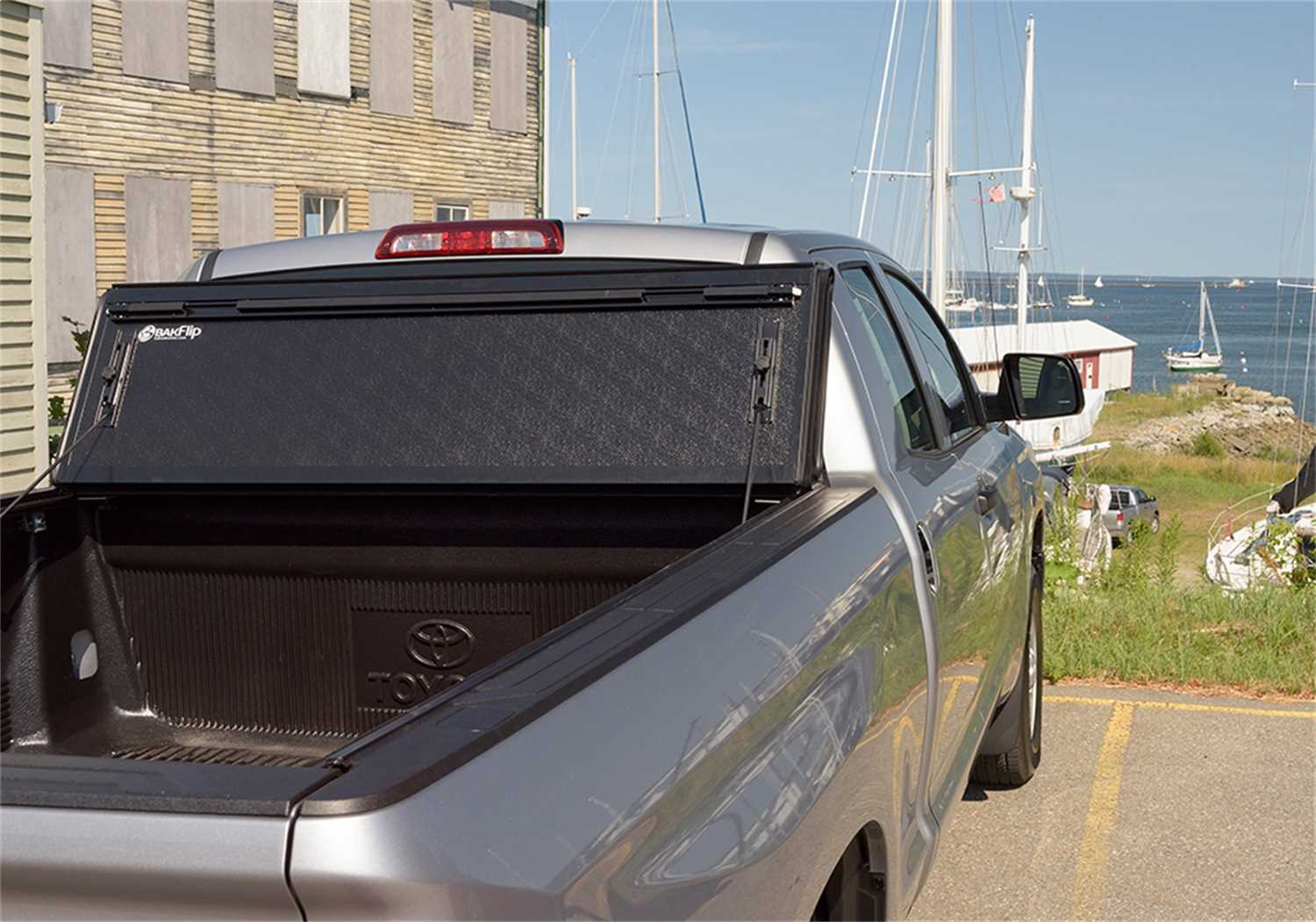 226410T Bak Industries BAKFlip G2 Hard Folding Truck Bed Cover