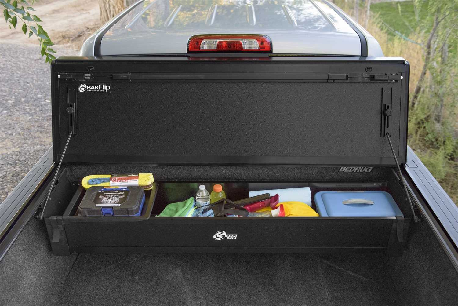 Bak Industries BAKBox 2 Tonneau Cover Fold Away Utility Box 92524