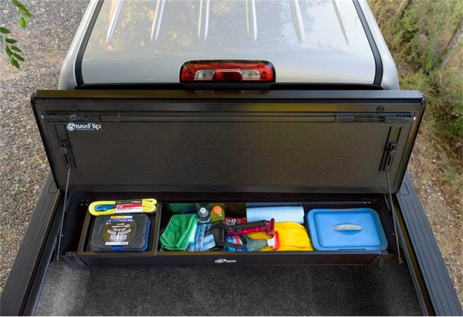 Bak Industries BAKBox 2 Tonneau Cover Fold Away Utility Box 92401